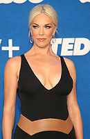 WEST HOLLYWOOD, CA - JULY 15: Hannah Waddingham at Apple TV+ Ted Lasso Season 2 Premiere at The Rooftop at The Pacific Design Center in West Hollywood, California on July 15, 2021. <br /> CAP/MPIFS<br /> ©MPIFS/Capital Pictures