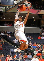 20101115 USC Upstate NCAA Men's basketball vs Virginia