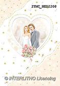 Marcello, WEDDING, HOCHZEIT, BODA, paintings+++++,ITMCWED1108,#W#, EVERYDAY ,couples