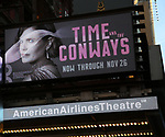 Up on the Marquee: 'Time and the Conways'