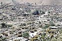 Irak 1991  Vue sur Penjwin en ruines  Iraq 1991   Looking on Penjwin in ruins