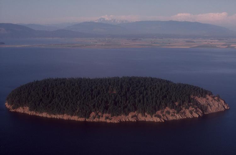Puget Sound, Hat Island, Padilla Bay, Skagit County, Washington State, Pacific Northwest, USA, Nature Conservancy,