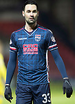 Ross County v St Johnstone…27.12.17…  Global Energy Stadium…  SPFL<br />Chris Eagles<br />Picture by Graeme Hart. <br />Copyright Perthshire Picture Agency<br />Tel: 01738 623350  Mobile: 07990 594431