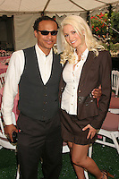 Clinton H.Wallace and Holly Madison<br />at the 2008 Playmate of the Year Luncheon. Playboy Mansion, Holmby Hills, CA. 05-08-08<br />Dave Edwards/DailyCeleb.com 818-249-4998