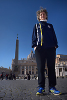 Sister Marie Théo, Athletica Vaticana29 January 2019