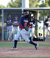 Xavier Edwards - USA Baseball Premier 12 Team - October 25- 28, 2019 (Bill Mitchell)