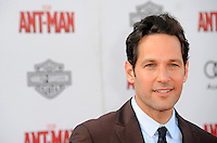 """Premiere of """"Ant-Man"""""""