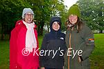 Enjoying a stroll around Muckross House in Killarney on Sunday, l to r: Marie Hackshall, Thomas Philips and Hillary Healy.