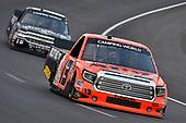 NASCAR Camping World Truck Series<br /> winstaronlinegaming.com 400<br /> Texas Motor Speedway, Ft. Worth, TX USA<br /> Friday 9 June 2017<br /> Cody Coughlin, Ride TV/ Jegs Toyota Tundra<br /> World Copyright: Nigel Kinrade<br /> LAT Images<br /> ref: Digital Image 17TEX2nk03229