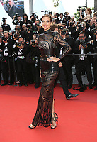 IRINA SHAYK<br /> The Beguiled' Red Carpet Arrivals - The 70th Annual Cannes Film Festival<br /> CANNES, FRANCE - MAY 24 attends the 'The Beguiled' screening during the 70th annual Cannes Film Festival at Palais des Festivals on May 24, 2017 in Cannes, France