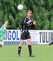 SK Torhout : Sam Vanhoutte.foto VDB / BART VANDENBROUCKE