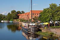 Castle Barge, Newark on Trent