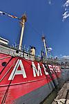 Ambrose Light Ship, South Street Seaport, New York Harbor