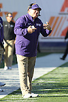 December 30, 2016: TCU Horned Frogs head coach Gary Patterson during the second half of the AutoZone Liberty Bowl at Liberty Bowl Memorial Stadium in Memphis, Tennessee. ©Justin Manning/Eclipse Sportswire/Cal Sport Media