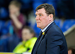 St Johnstone v St Mirren….27.03.19   McDiarmid Park   SPFL<br />Saints boss Tommy Wright <br />Picture by Graeme Hart. <br />Copyright Perthshire Picture Agency<br />Tel: 01738 623350  Mobile: 07990 594431