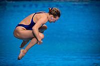 Opalka Zora SVK<br /> Diving - Women's 3m preliminary<br /> XXXV LEN European Aquatic Championships<br /> Duna Arena<br /> Budapest  - Hungary  15/5/2021<br /> Photo Giorgio Perottino / Deepbluemedia / Insidefoto