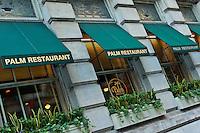 The Palm resaurant, Philadelphia,Pennsylvania, USA
