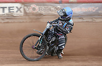 Alfie Bowtell of Lakeside Hammers<br /> <br /> Photographer Rob Newell/CameraSport<br /> <br /> National League Speedway - Lakeside Hammers v Eastbourne Eagles - Lee Richardson Memorial Trophy, First Leg - Friday 14th April 2017 - The Arena Essex Raceway - Thurrock, Essex<br /> © CameraSport - 43 Linden Ave. Countesthorpe. Leicester. England. LE8 5PG - Tel: +44 (0) 116 277 4147 - admin@camerasport.com - www.camerasport.com