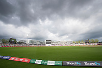 The sun does it's best to break through the cloud during India vs New Zealand, ICC World Test Championship Final Cricket at The Hampshire Bowl on 20th June 2021