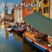 Pictures of Venice Market. Photos of the Rialto Market