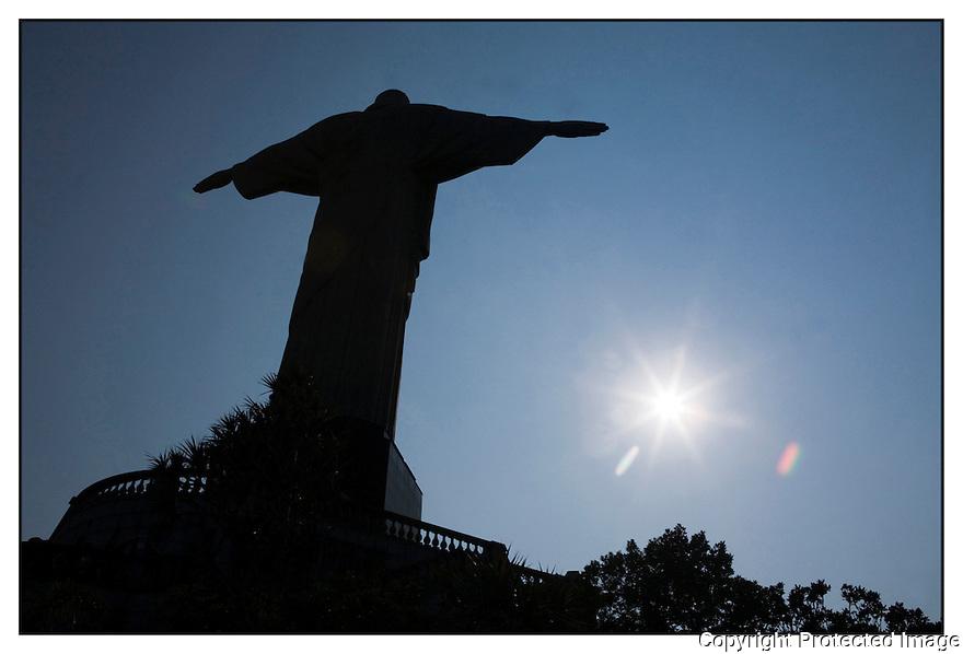 Brésil<br /> Rio de Janeiro <br /> Corcovado