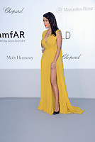 Kim Kardashian attends the amfAR Gala at Hotel du Cap-Eden-Roc in Cannes, 24th May 2012...Credit: Timm/face to face / Mediapunchinc