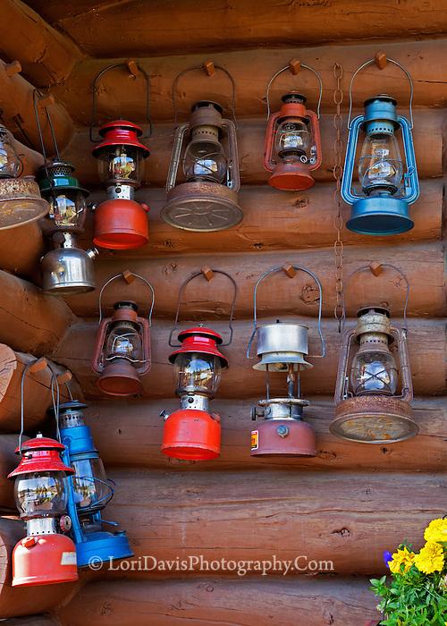 Retired Lanterns