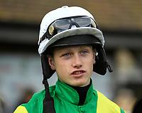 Jockey Fergus Gillard during Horse Racing at Plumpton Racecourse on 10th February 2020