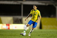 13th November 2020; Morumbi Stadium, Sao Paulo, Sao Paulo, Brazil; World Cup 2022 qualifiers; Brazil versus Venezuela;  Marquinhos of Brazil