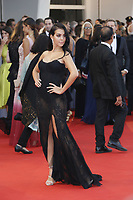 VENICE - August 29:  Georgina Rodriguez attends the opening ceremony of 75th Venice Film Festival on August 29, 2018 in Venice, Italy.(By Mark Cape/Insidefoto)