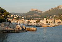 - southern France, the Cassis village<br /> <br /> - Francia del sud, villaggio di Cassis