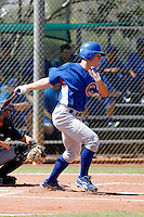 Kyler Burke - Chicago Cubs 2009 Instructional League. .Photo by:  Bill Mitchell/Four Seam Images..