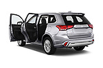 Car images of 2020 Mitsubishi Outlander-PHEV Business 5 Door SUV Doors