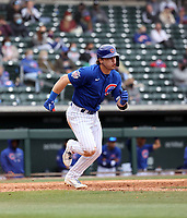 Nico Hoerner - Chicago Cubs 2021 spring training (Bill Mitchell)