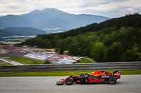 July 2nd 2021; F1 Grand Prix of Austria, free practise sessions;  33 VERSTAPPEN Max (nld), Red Bull Racing Honda RB16B