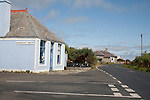 Roadside Shop in the Village of Lady on the Isle of Sanday, Orkney Islands, Scotland