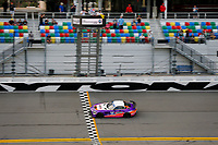 #35 Riley Motorsports Mercedes-AMG GT GT4, GS: James Cox, Dylan Murry, Jeroen Bleekemolen takes the checkered flag