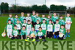 The MEK team that played Castleisland in the U10 league on Saturday