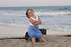 Beach Portraits on Long Beach Island - 07/25/09 Photo by Peter Ackerman