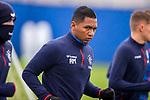 28.02.2020 Rangers training: Alfredo Morelos