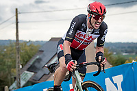 John Degenkolb (DEU/Lotto-Soudal) up the Paterberg<br /> <br /> 104th Ronde van Vlaanderen 2020 (1.UWT)<br /> 1 day race from Antwerpen to Oudenaarde (BEL/243km) <br /> <br /> ©kramon