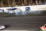 10/10/2008; 7:19:12 PM; Concord, NC, USA; Nascar Nationwide Series for the Dollar General 300 at Lowe's Motor Speedway. Mandatory Credit: Joey Millard. .