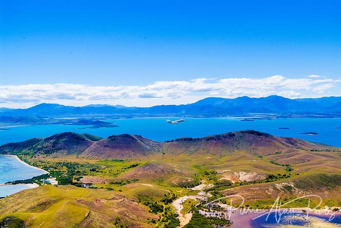 Baie de St Vincent, Ilot Ducos