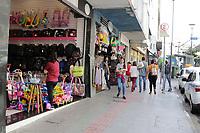 Campinas (SP), 15/07/2021 - Cidades - Movimentação no centro da cidade de Campinas (SP), nesta quinta-feira (15).