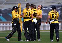 210313 Hallyburton Johnstone Shield Cricket - Wellington Blaze v Otago Sparks