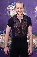 "Jonnie Peacock<br /> at the launch of the new series of ""Strictly Come Dancing, New Broadcasting House, London. <br /> <br /> <br /> ©Ash Knotek  D3298  28/08/2017"