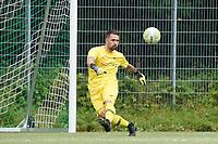 Kevin Lang (Stockstadt)- Rüsselsheim 22.08.2021: SV Alemannia Königstädten vs. SKG Stockstadt, Kreisliga A