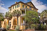 The Aiken-Rhett house in Charleston, SC, USA