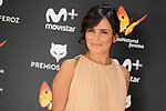 Elena Sanchez attends to the Feroz Awards 2017 in Madrid, Spain. January 23, 2017. (ALTERPHOTOS/BorjaB.Hojas)