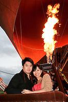 20120930 September 30 Hot Air Balloon Cairns